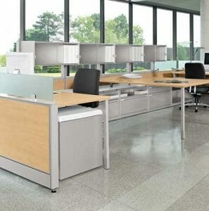 Office Workstations Houston TX - Wells & Kimich