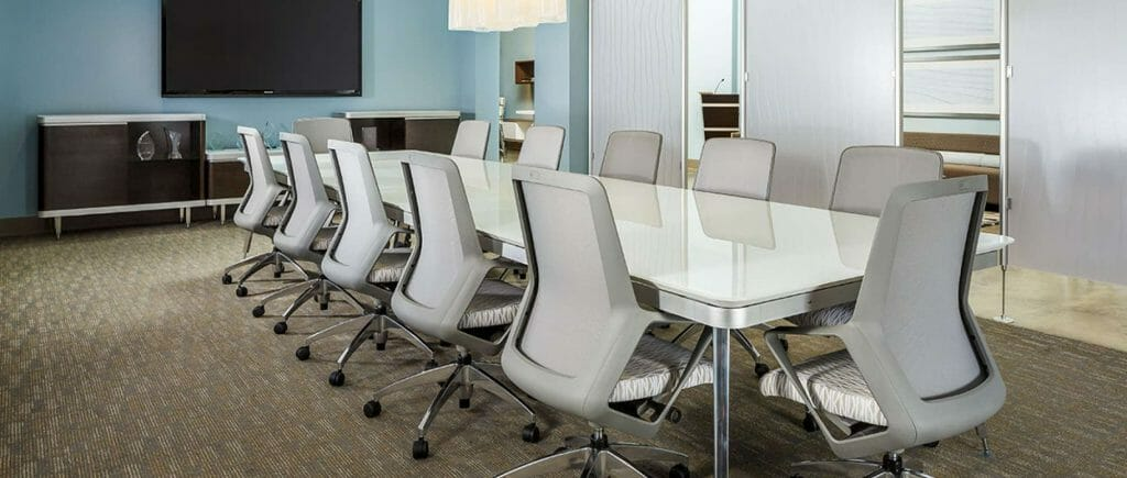 conference table seating houston